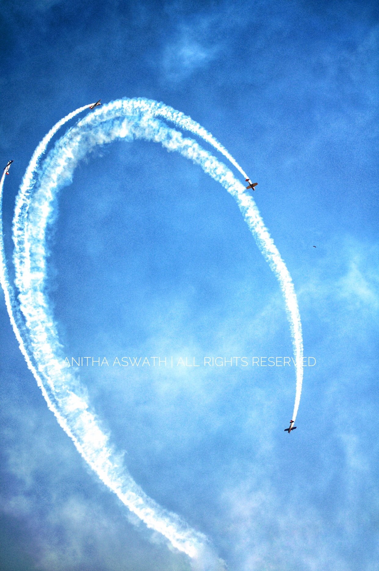 The Yakovlevs Aerobatic Team